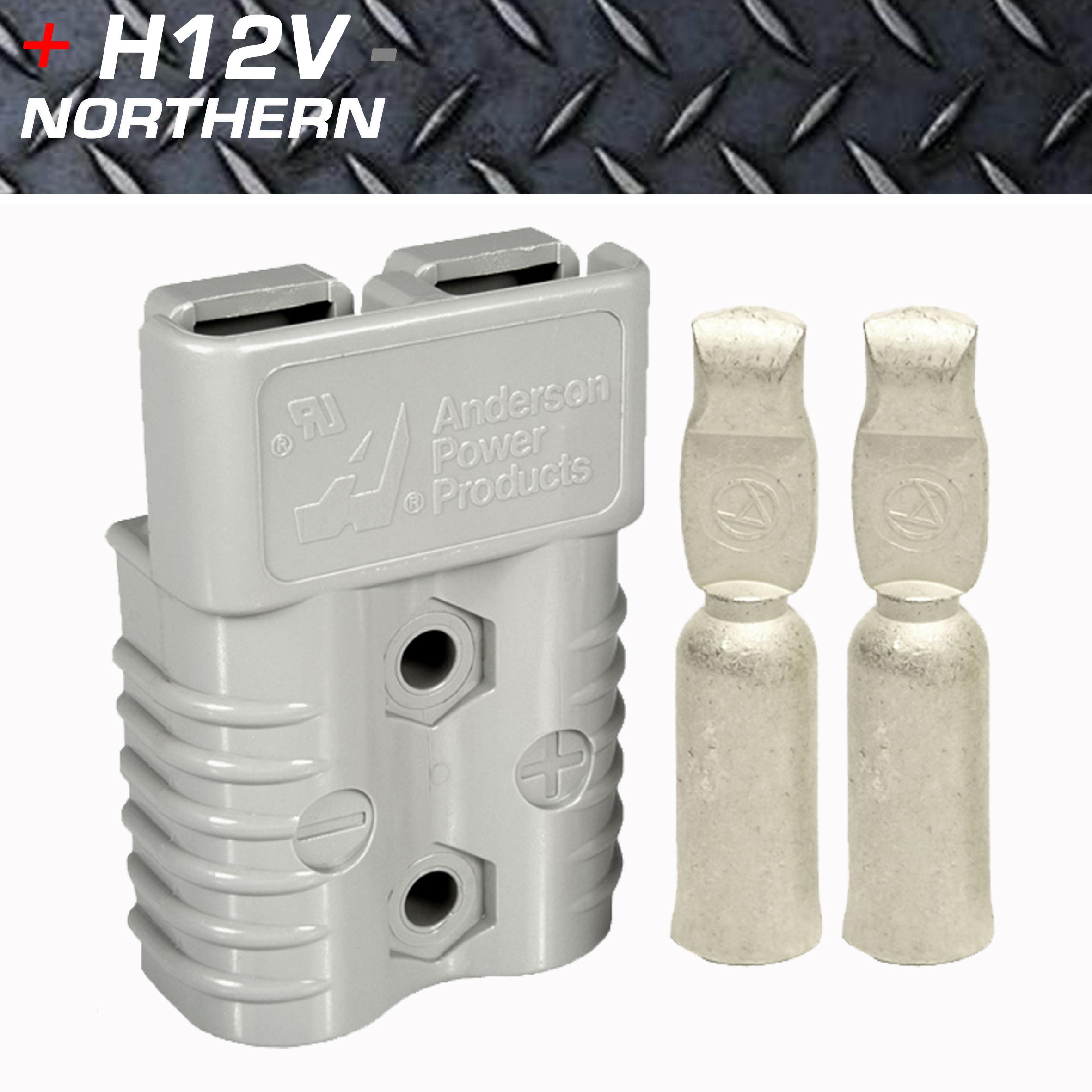 175amp Anderson Plug Home Of 12 Volt Northern