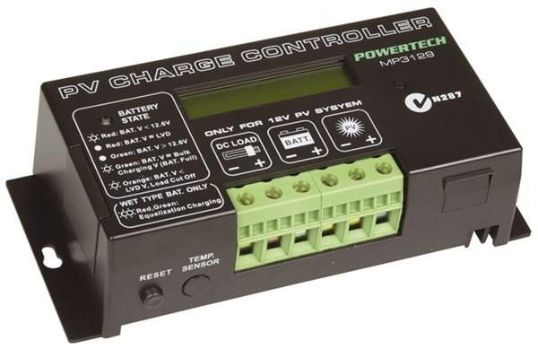 12 Volt Fridge >> 20Amp PWM Solar Charge Controller | Home of 12 Volt Northern