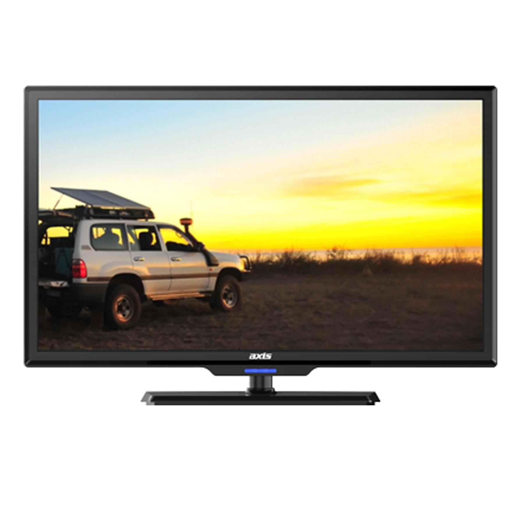 ax1524 axis series 2 24 led dvd multimedia tv home of 12 volt. Black Bedroom Furniture Sets. Home Design Ideas