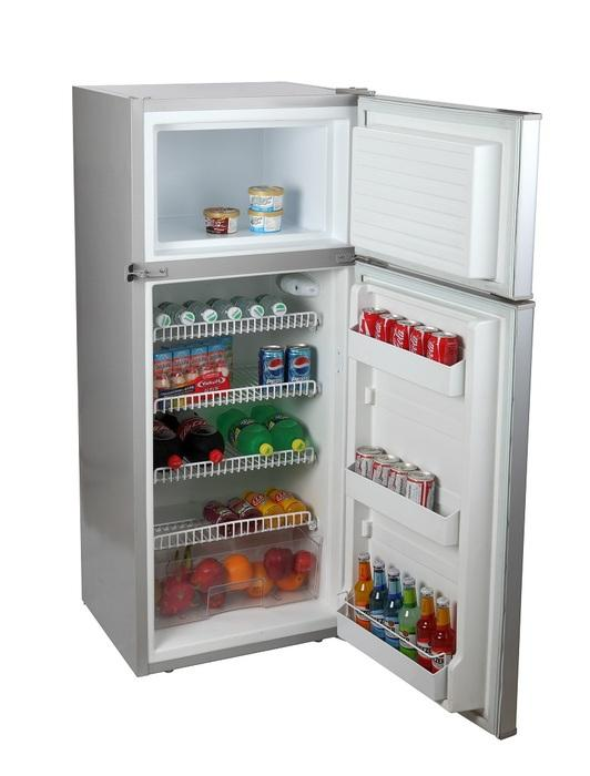 EVAKOOL PLATINUM 210LTR UP-RIGHT CARAVAN FRIDGE