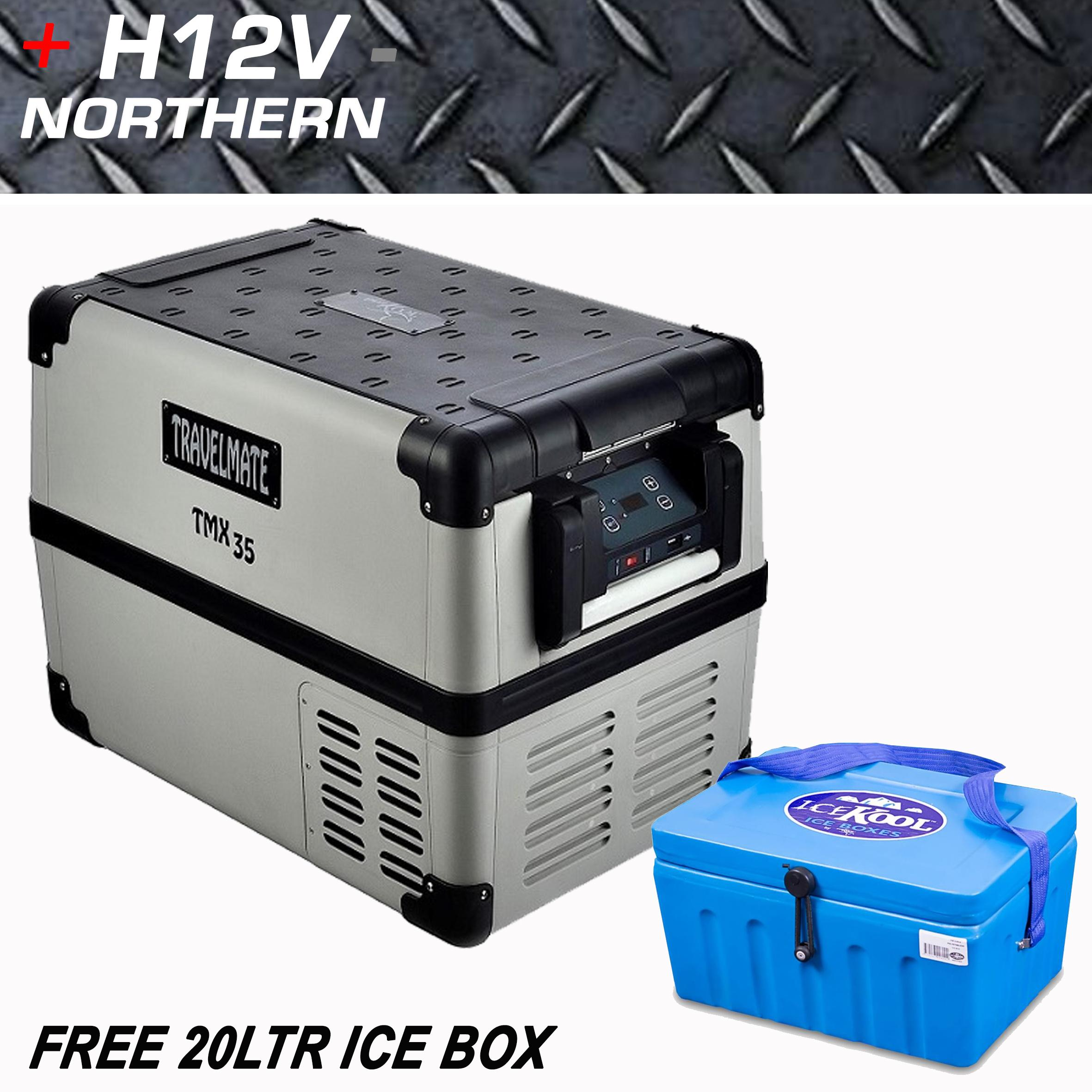 Evakool Glacier 75Ltr Dual Zone with Cover | Home of 12 Volt
