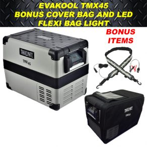 Evakool TMX45 with Cover and Led