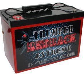 Thumper 100AH Redback Extre