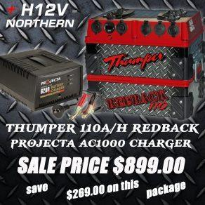thumper-110ah-redback-with-projecta-10amp-battery-charger