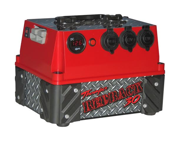 Thumper 30amp Red 3