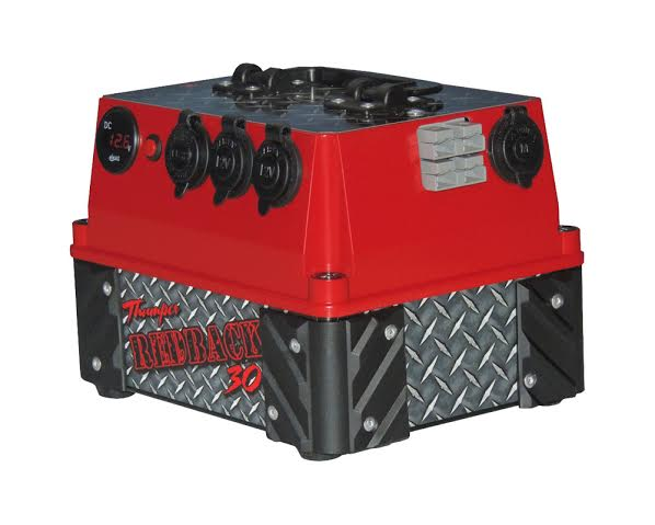 Thumper 30amp Red 5