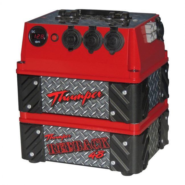 Thumper 48ah Red