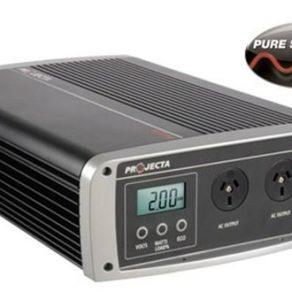 projecta 2000 watt inverter