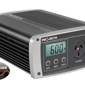 projecta 600 watt inverter