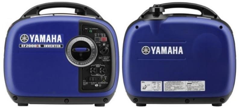 Yamaha ef2000is home of 12 volt for Yamaha generator 2000