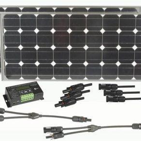 160 Watt Solar Package Deal