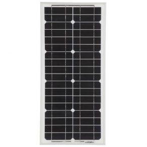 20 Watt Monocrystalline solar panel