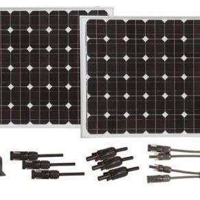 290 Watt Mono Solar Panel Package deal