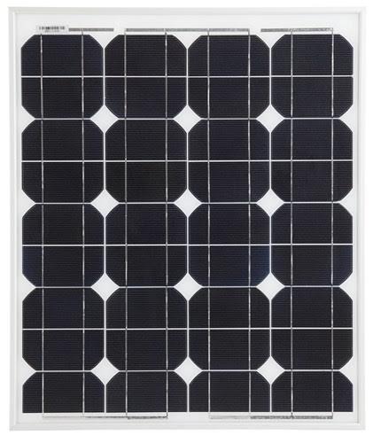 40 Watt Monocrystalline Solar Panel Home Of 12 Volt Northern