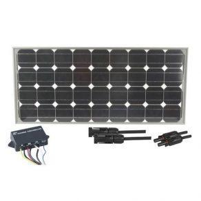 80 Watt Mono Solar Panel Package deal