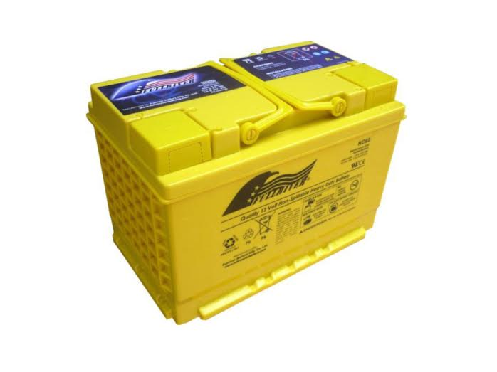 Fullriver Hc60b Battery Home Of 12 Volt Northern