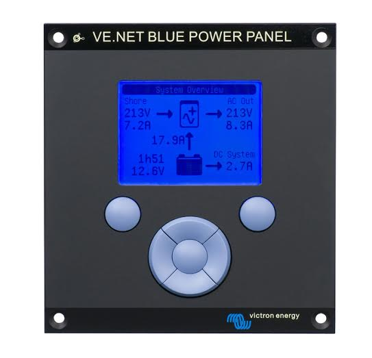 Victron Energy Ve Net Blue Power Panel Gx Home Of 12 Volt