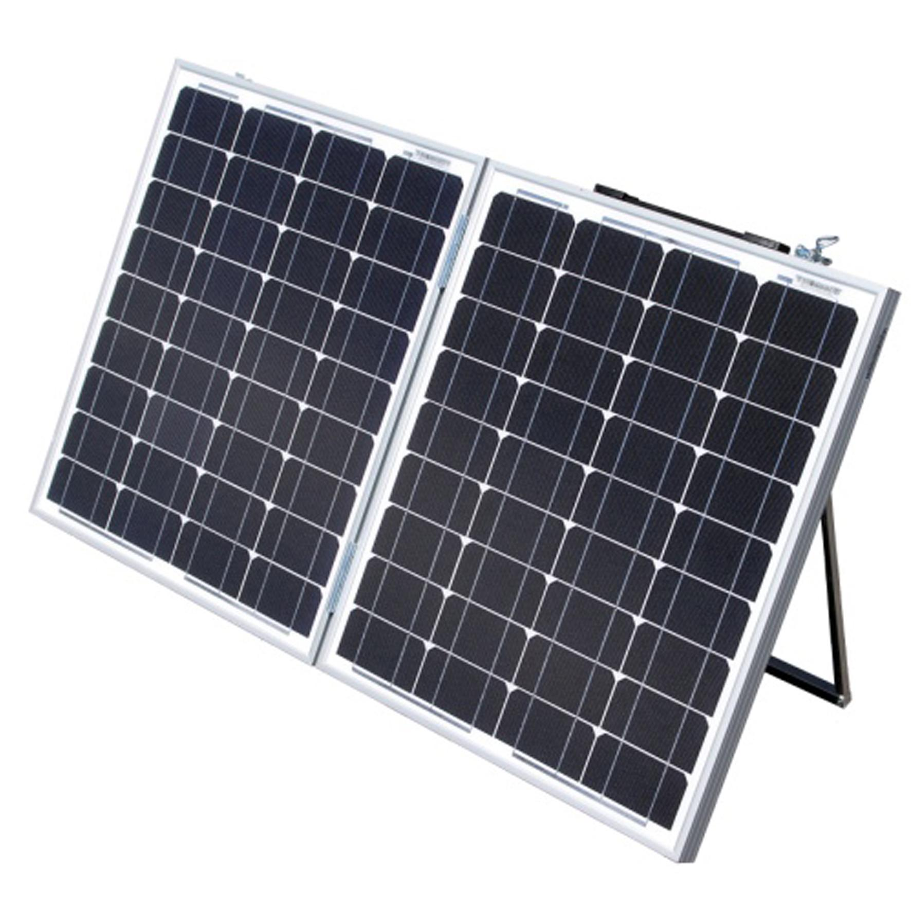 Blue Apple 110 Watt Portable Panel Home Of 12 Volt