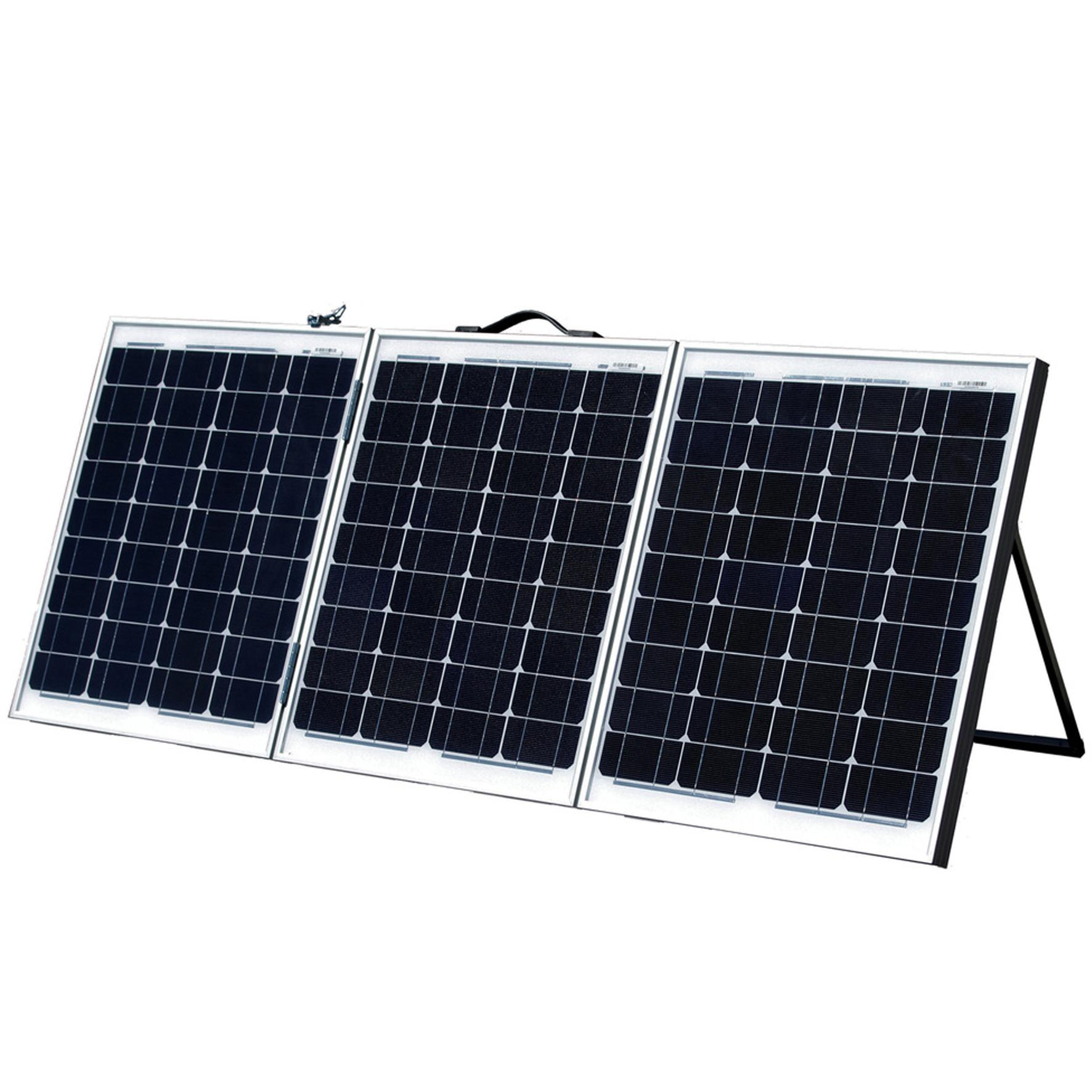 Blue Apple 165 Watt Portable Panel Home Of 12 Volt