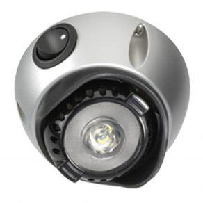 Narva 10 30V 1W LED Interior silver light