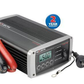 PROJECTA 50AMP BATTERY CHARGER