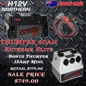 Thumper-60ah-Elite-with-Thumper-Mini-Mate-15