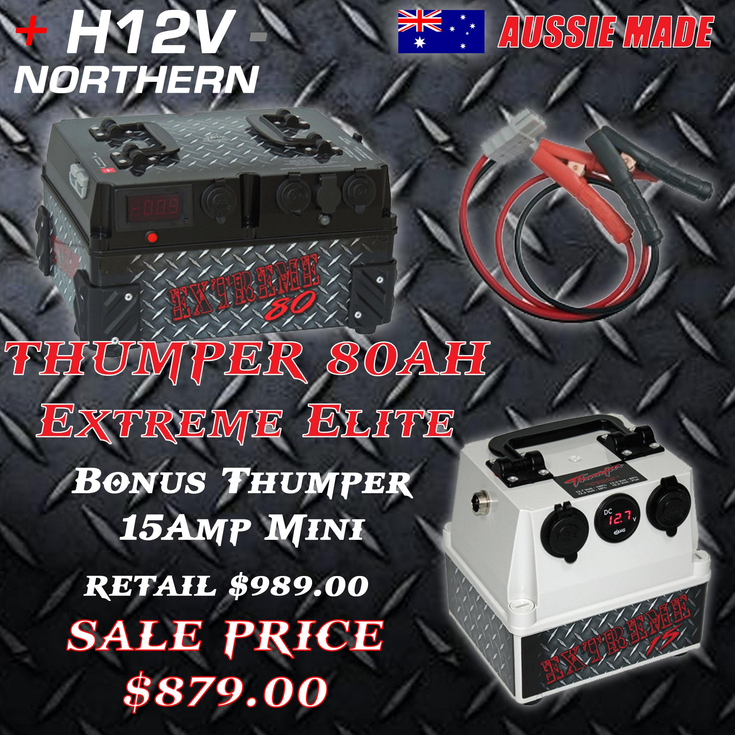 Thumper-80ah-Elite-with-Thumper-Mini-Mate-15