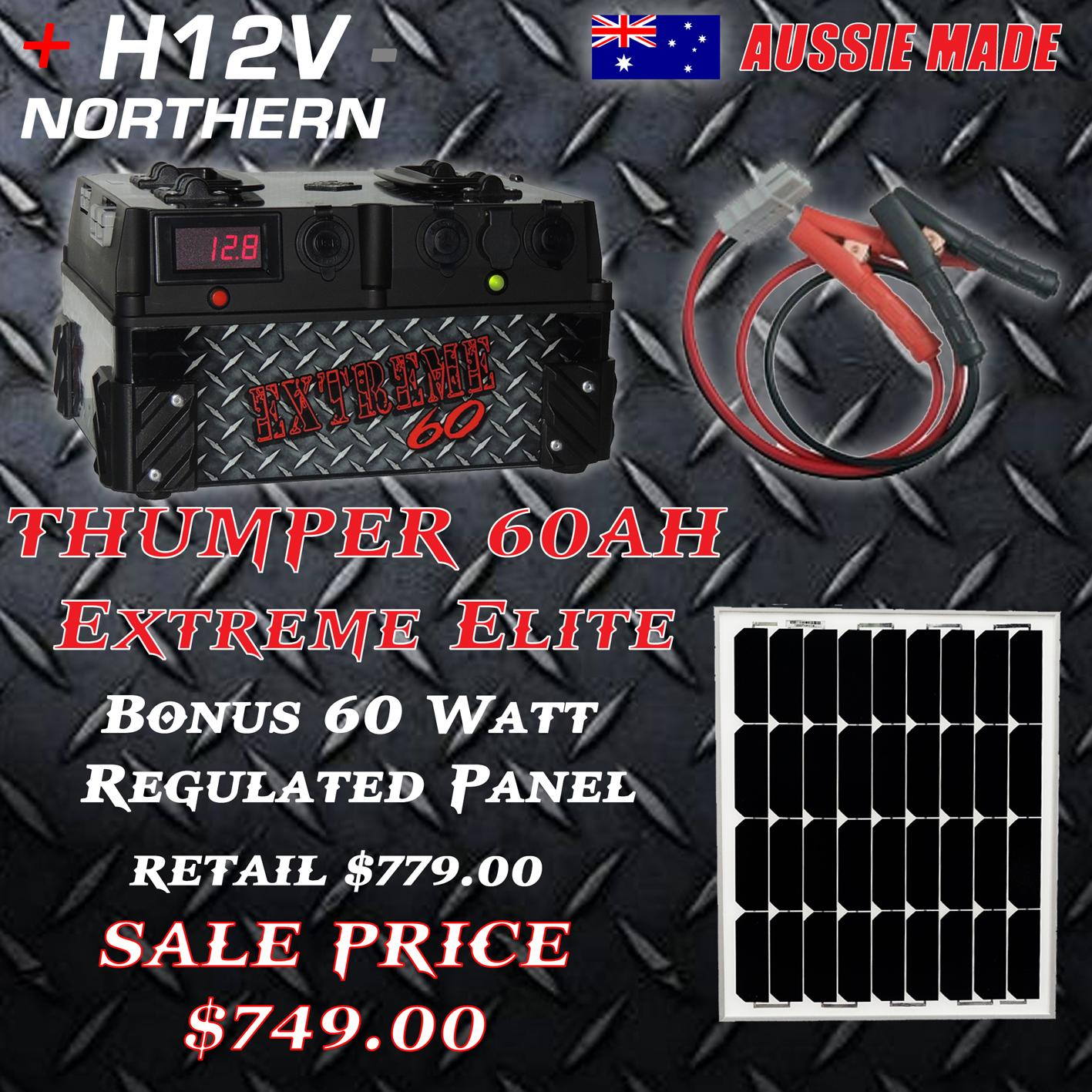Thumper-60ah-Elite-with-60w-solar-panel