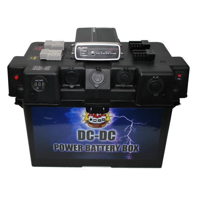 ACE DC DC Power Battery Box with Projecta IDC25 650x650 brute trolling motor wiring diagram male cat reproductive system projecta idc25 wiring diagram at bayanpartner.co