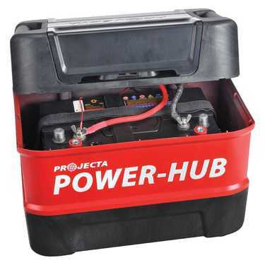 Inverters For Sale >> Projecta Power-Hub – Home of 12 volt