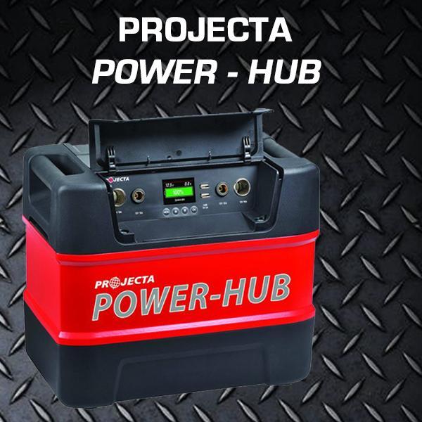 Tekonsha Brake Controller >> Projecta Power-Hub – Home of 12 volt
