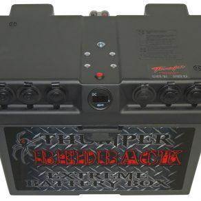 Thumper Redback Exreme Battery Box