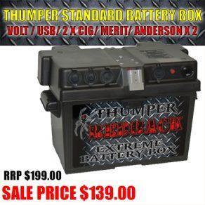 Thumper Standard Volt