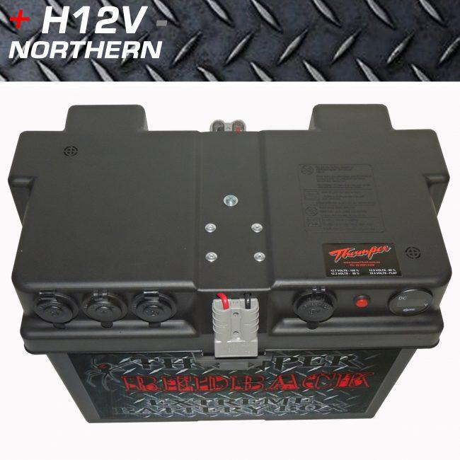 ACE Battery Box with Projecta IDC25 Charger