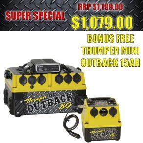 Thumper Outback Dc Dc For Sale Australia Home Of 12 Volt