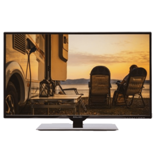 32 Inch TV | 32 Inch SMART LED 12V TV with Built-in DVD player and Bluetooth Function