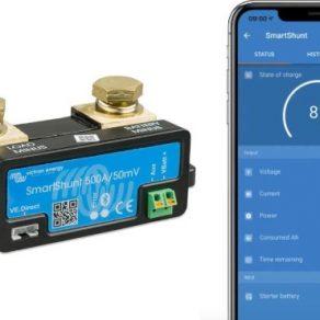 SmartShunt Bluetooth Battery Monitor